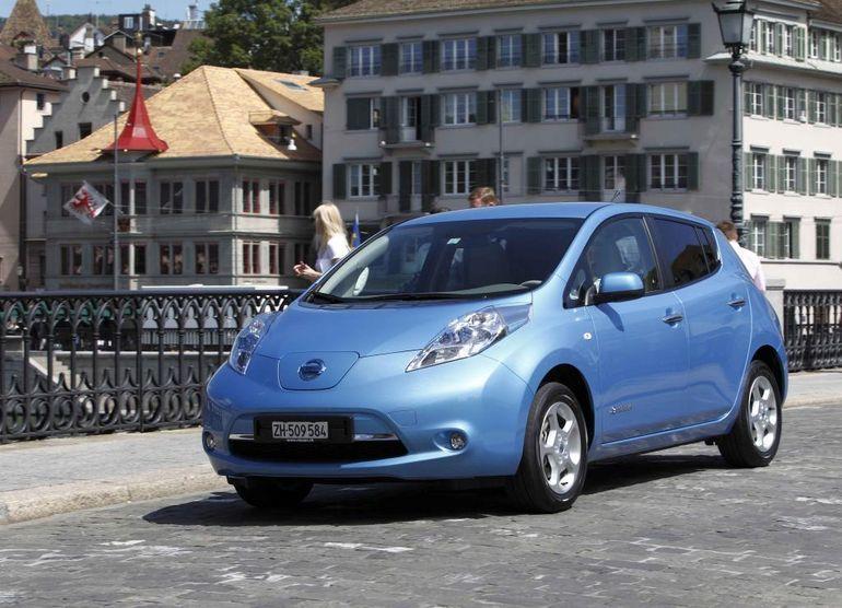 Nissan leaf hinnasto