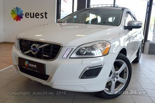 Volvo XC60 R-DESIGN XENIUM INTELLI SAFE PRO WINTER 3.2 179kW