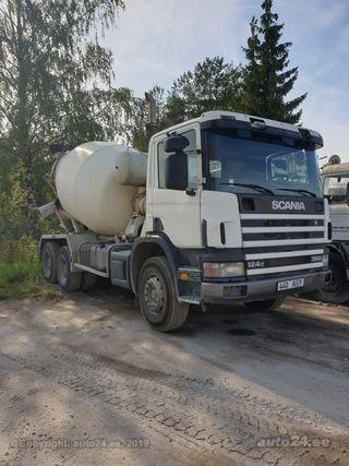 Scania P124CB6X4HZ360 269kW