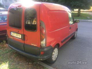 Renault Kangoo 1.2 55kW