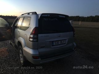 Toyota Land Cruiser 3.0 127kW