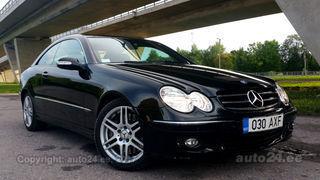 Mercedes-Benz CLK 320 Avantgarde 3.0 165kW