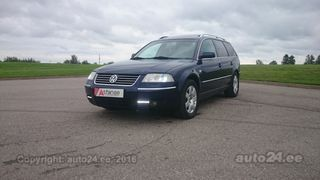 Volkswagen Passat Highline 4 Motion 2.8 142kW