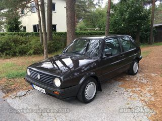 Volkswagen Golf II Uunikum Boston Edition 1.6 R4 51kW