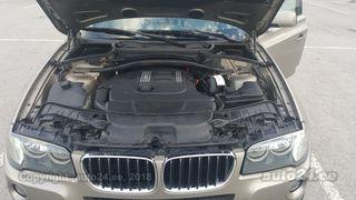 BMW X3 2.0 TDI 110kW