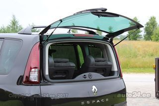 Renault Espace IV Facelift 25th EDITION 2.0 127kW