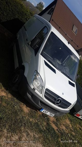 Mercedes-Benz Sprinter 2.1 120kW