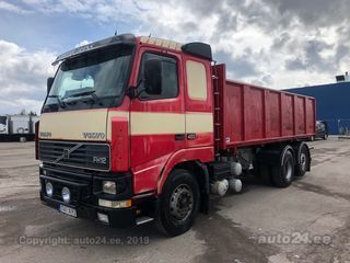 Volvo FH12 12.1 309 kW
