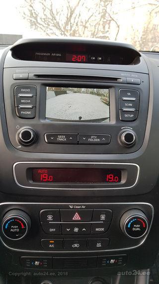 Kia Sorento EX 2.2 CRDi 145kW