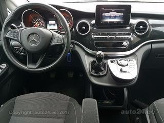 Mercedes-Benz V 220 L 2.2 120kW