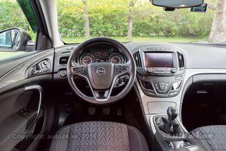 Opel Insignia Sports Tourer SW CDTI ecoFLEX 2.0 103kW