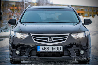 Honda Accord Tourer Facelift Elegance Plus 2.0 i-VTEC 115kW