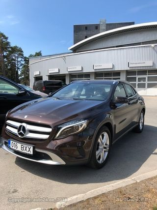 Mercedes-Benz GLA 200 CDI 4matic 2.1 100kW