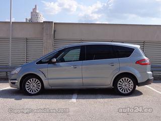 Ford S-MAX Titanium 2.0 100kW