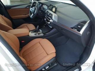 BMW X3 xDrive30d M sportpakett 3.0 R6 195kW