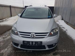 Volkswagen Golf Plus 2.0 103kW