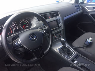 Volkswagen Golf CNG Distronic 1.4 TGI 81kW