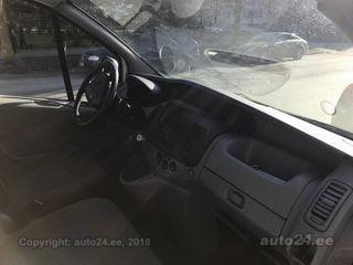 Renault Trafic LONG 2.0 TDI 84kW