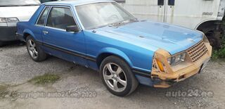 Ford Mustang 4.9 105kW