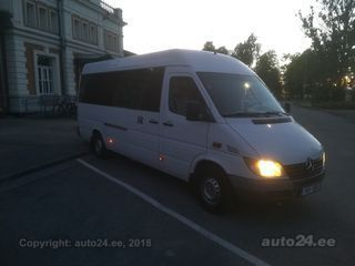 Mercedes-Benz Sprinter 2.2 95kW