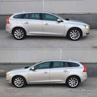 Volvo V60 Geartronic Summum 2.0 D4 133kW