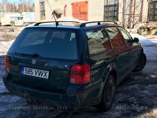 Volkswagen Passat 2.3 110kW