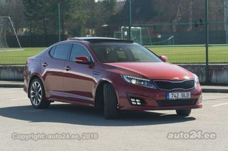 Kia Optima 2.0 121kW