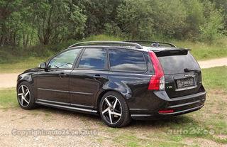 Volvo V50 R Design Summum Facelift 2 0 R4 100kw Auto24 Ee