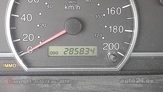 Kia Carens 2.0 102kW
