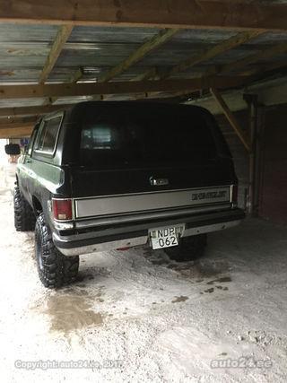 Chevrolet Blazer K10 Silverado 62 V8 Auto24