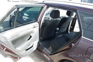 Toyota Avensis Linea Sol Technical WG 2.0 108kW