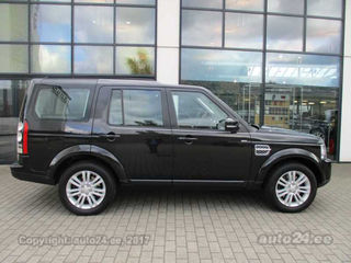 Land Rover Discovery 4 HSE Luxury SDV6 3.0 188kW