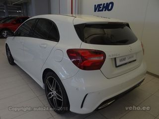 Mercedes-Benz A 200 d AMG Night 2.1 100kW