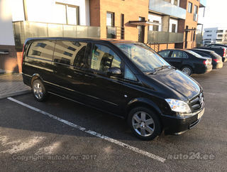 Mercedes-Benz Vito 122 N1 Extra Long 3.0 165kW