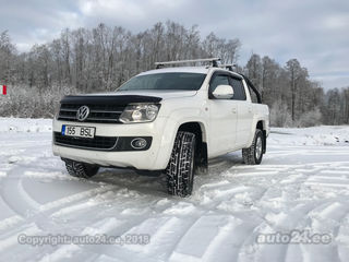 Volkswagen Amarok Highline 4motion - 2.0 132kW