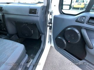 Ford Transit Connect  TDCI 1.8 54kW
