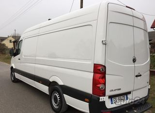 Volkswagen Crafter LONG 2.0 TDI 101kW