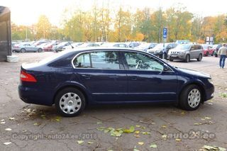 Skoda Superb 1.8 118kW