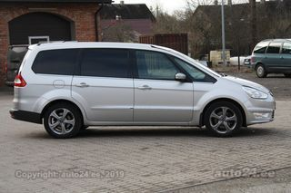Ford Galaxy Business 2.0 TDCi 103kW