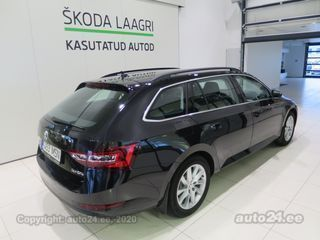 Skoda Superb AMBITION COMBI 1.5 TSI 110kW