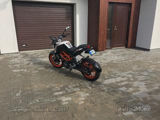 KTM 390 Duke ABS Custom 32kW