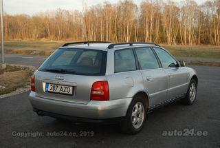Audi A4 Quattro 2.8 142kW