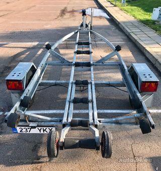 JSI-TRAILERS VT 1350-1 Paadiveok paadile max 6,5m