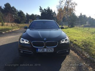 BMW 520 d xDrive Luxury line 2.0 R4 140kW
