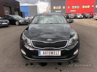 Kia Optima Facelift EX Sportpack 2.0 121kW