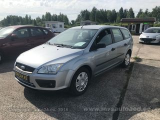 Ford Focus Trend 1.4 59kW