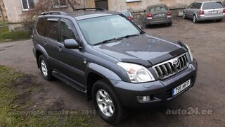Toyota Land Cruiser 3.0 122kW