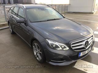Mercedes-Benz E 350 Bluetec 4 MATIC Avantgarde 3.0 185kW
