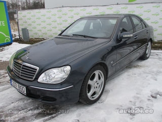 Mercedes-Benz S 400 4.0 184kW
