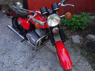 Jawa 634 2V 19kW
